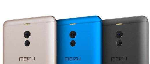 В первой половине 2018 Meizu выпустит 6 новых смартфонов