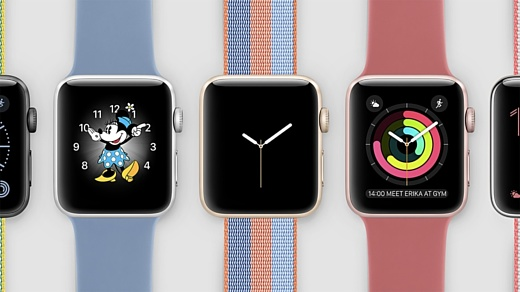 Apple продала 34.4 млн умных часов