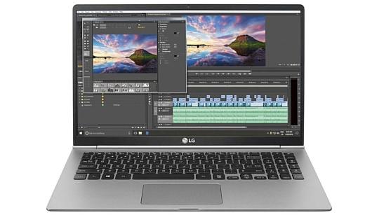 LG показала новые ноутбуки Gram