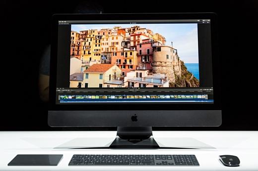 Apple начала продажи компьютеров iMac Pro