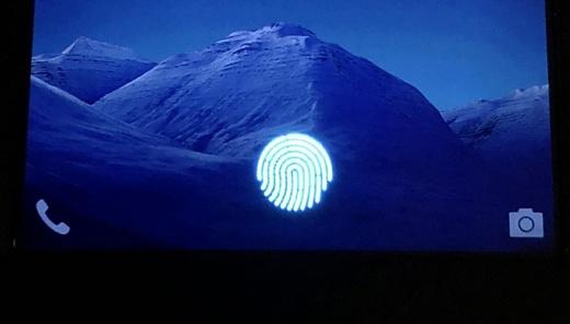 Первым девайсом со сканером отпечатков под стеклом экрана будет смартфон Vivo