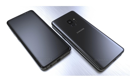 В сеть попали новые рендеры Samsung Galaxy S9
