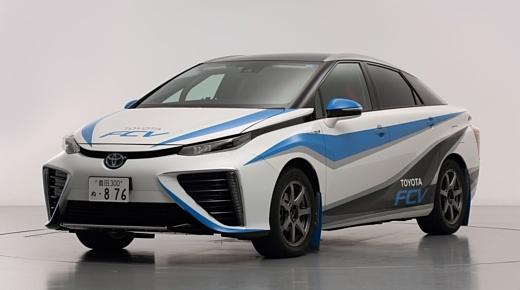 К 2025 Toyota электрифицирует все свои авто