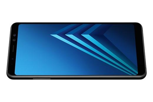 Samsung официально представила смартфоны Galaxy A8 (2018) и A8+ (2018)