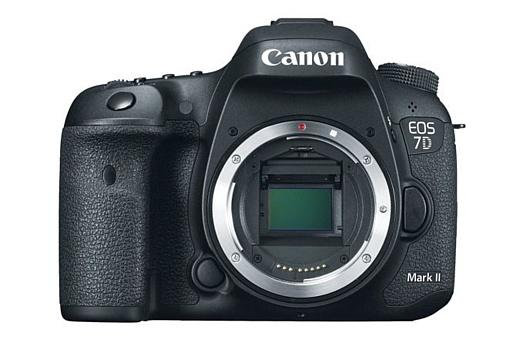 Слух: Canon выпустит камеры EOS 7D MK III к лету 2018