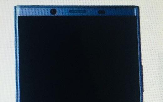 В сеть попало фото Xperia XZ2