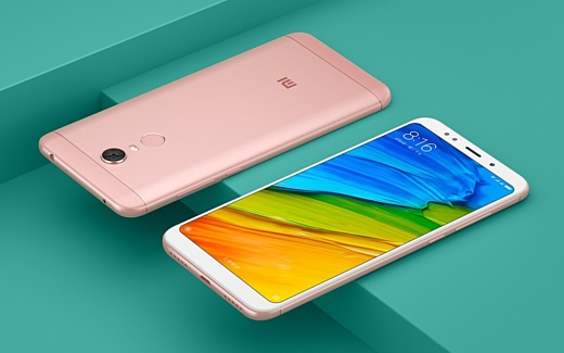Xiaomi Redmi 5 Plus заменит Redmi Note 5