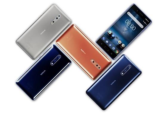 Nokia 9 прошел сертификацию FCC