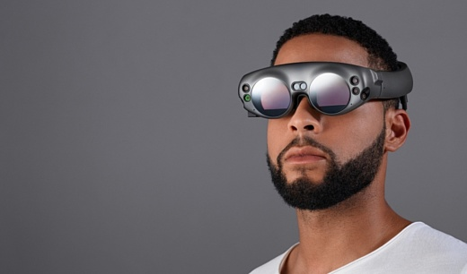 Magic Leap представила свои первые AR-очки