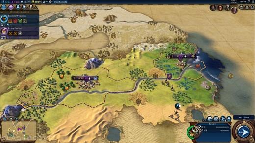 Полную версию Civilization VI выпустили на iPad