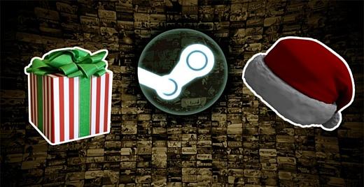 В Steam началась новогодняя распродажа игр