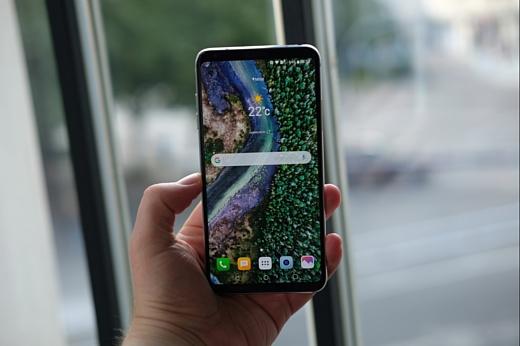 LG выпустила Oreo-обновление для смартфона V30