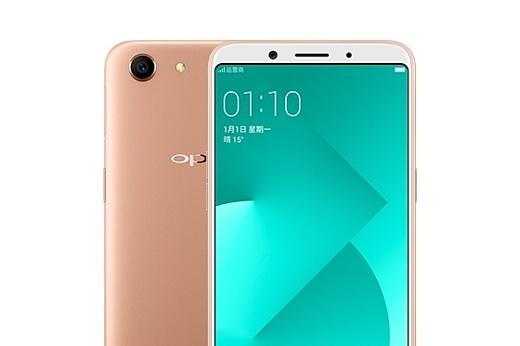 Oppo представила смартфон A83