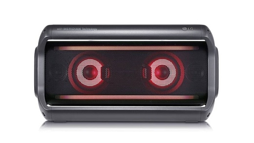 LG анонсировала новую портативную Bluetooth-колонку PK