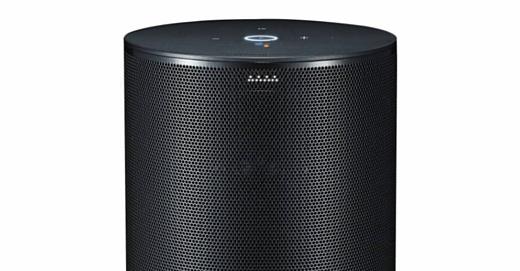 LG показала умную домашнюю колонку ThinQ Speaker