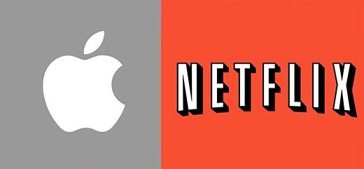 Слух: Apple собирается купить Netflix
