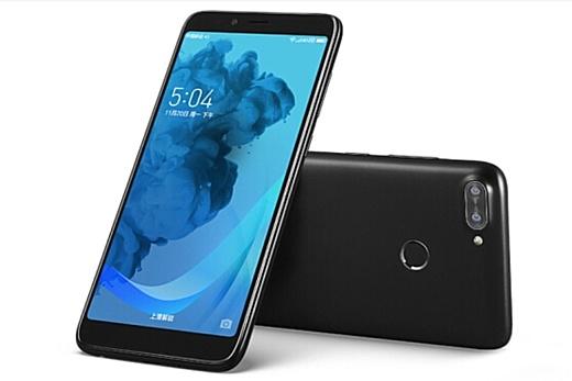 Lenovo анонсировала недорогой смартфон K320t