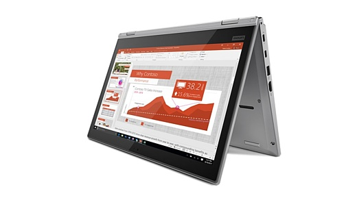 Lenovo показала бизнес-ноутбуки ThinkPad L380 Yoga и L380