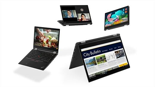 Lenovo представила ноутбуки ThinkPad X280 и X380