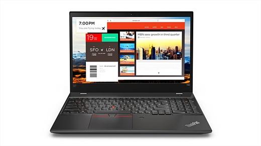 Lenovo представила бизнес-ноутбук ThinkPad T580
