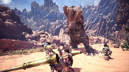 Monster Hunter: World выпустят на ПК в конце года
