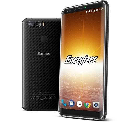Energizer анонсировала выносливый смартфон Power Max P600S