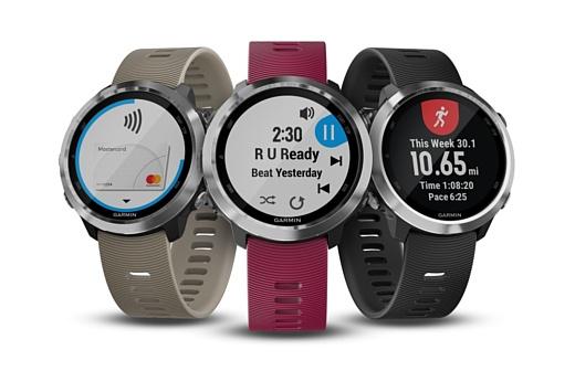 Garmin анонсировала умные часы Forerunner 645 Music