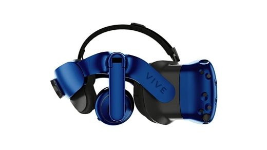 HTC анонсировала новый VR-шлем Vive Pro