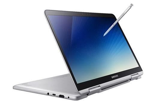 Samsung показала гибридный ноутбук Notebook 9 Pen