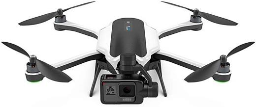 GoPro решила уйти с рынка дронов