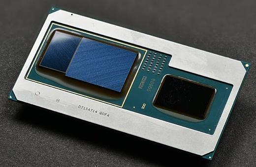 Intel представила новые процессоры Core с графикой AMD Vega