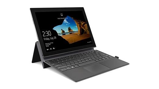 Lenovo показала ноутбук Miix 630 на основе Snapdragon