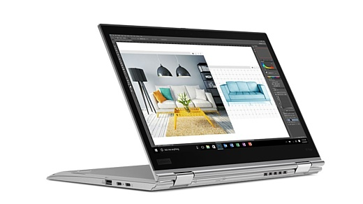 Lenovo привезла на CES 2018 новый гибридный ноутбук ThinkPad X1 Yoga