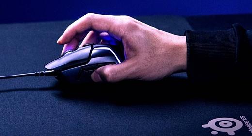 SteelSeries представила игровую мышь Rival 600