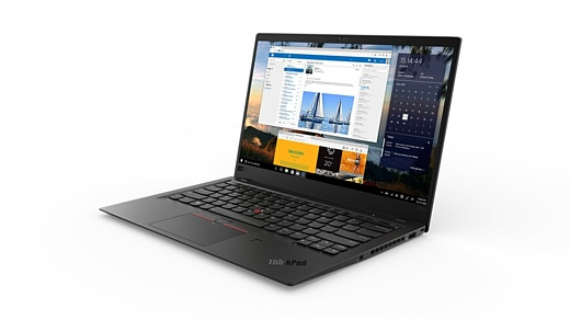 Lenovo обновила ноутбук X1 Carbon
