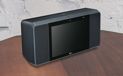 LG анонсировала умный домашний экран ThinkQ WK9