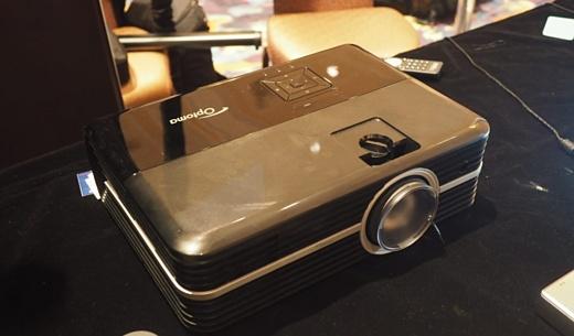 Optoma UHD51A — новый 4К-проектор с поддержкой Alexa