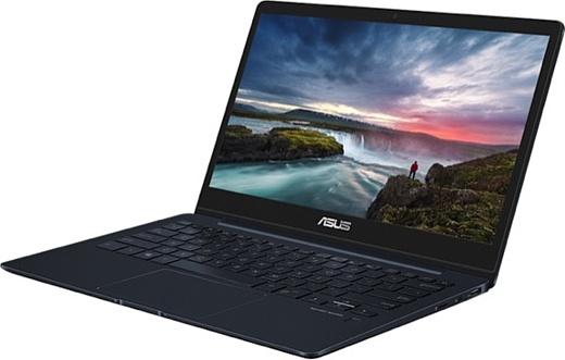 Asus анонсировала новый ноутбук ZenBook 13
