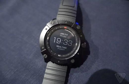 PowerWatch X — умные часы, которым не нужна батарея