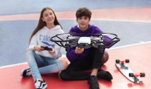 DJI и Ryze показали дрон Tello за $99