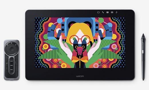 Wacom показала новый 32-дюймовый планшет Cintiq Pro