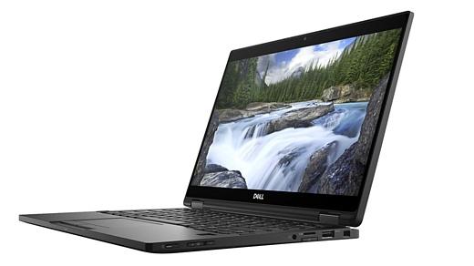 Dell показала новые гибридные ноутбуки Latitude