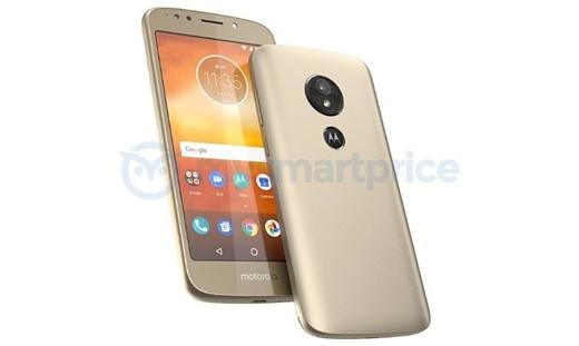 Опубликовано изображение бюджетного Motorola Moto E5