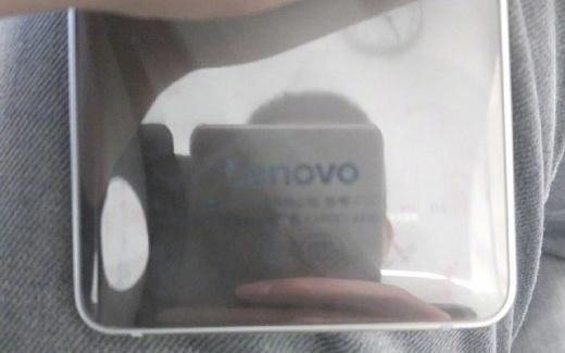 Утечка: фото нового загадочного смартфона Lenovo