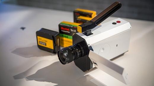 Kodak «воскресит» легендарную камеру Super 8