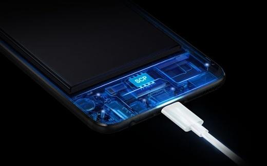 Новая технология Huawei позволит заряжать батареи до половины всего за 5 минут