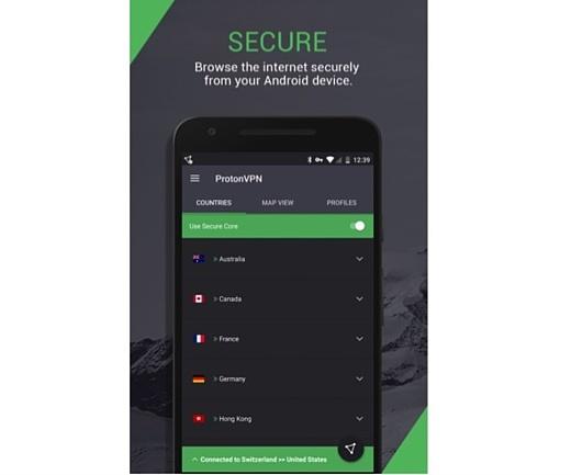 Ученые ЦЕРН выпустили бесплатное VPN-приложение для Android