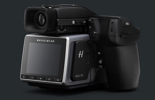 Hasselblad анонсировала камеру H6D-400C, которая может делать 400 Мп снимки