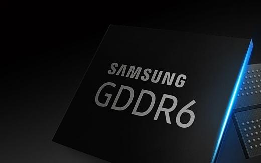 Samsung начала выпуск скоростной видеопамяти GDDR6