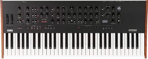 Korg анонсировала новый флагманский синтезатор prologue